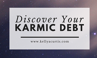 Discover Your Karmic Debt