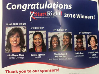 We are StartRight Winners!
