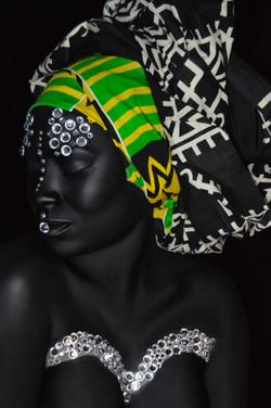 War Paint - Blackness