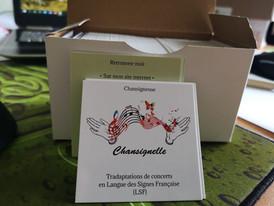 Carte de visite de Chansignelle !