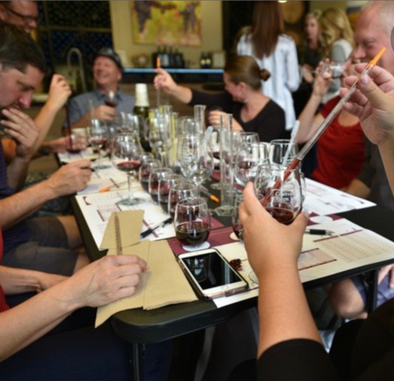 Wine Blending Lab