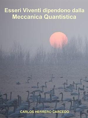meccanica quantistica, entanglement, sovrapposizione, biofotoni, solitoni, microtubuli