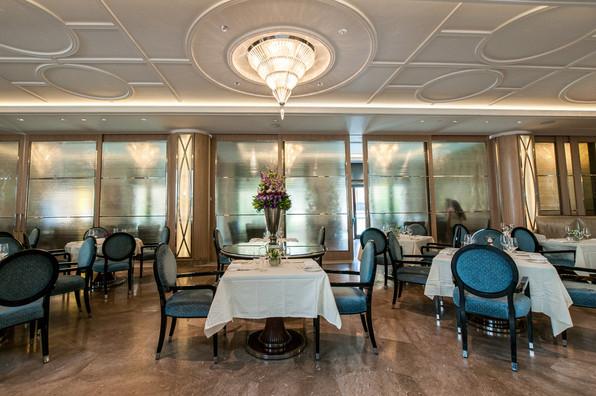 אולם האוכל במלון אסטוריה, ירושלים