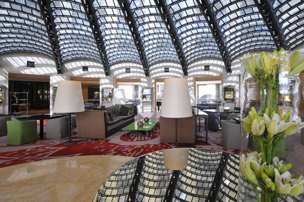 לובי, מלון ממילא ירושלים