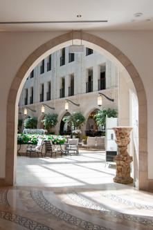 לובי מלון אסטוריה, ירושלים