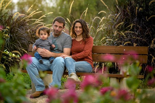 צילומי משפחה בטבע ובסטודיו