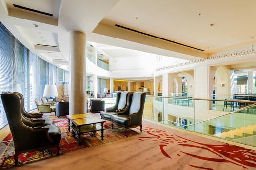 צילום לובי, מלון ממילא ירושלים
