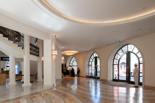 כניסה מלון אסטוריה, ירושלים