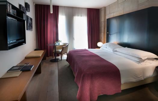 צילום חדר שינה עבור מלוןממילא ירושלים