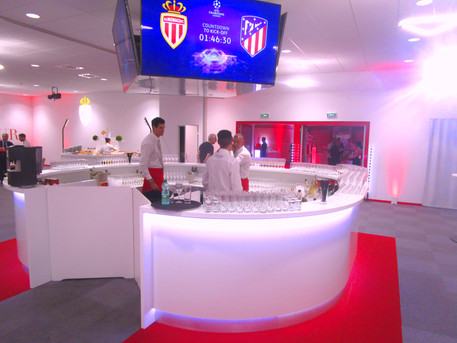 salon V.I.P Monaco animation Gipsy