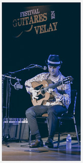 Franky Joe Texier - guitariste - musicie