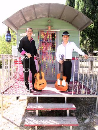 Franky Texier - groupe de musique hispan