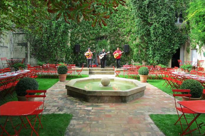 animation flamenco, soirée sur le thème de l'espagne, France, 2017, vin d'honneur de mariage