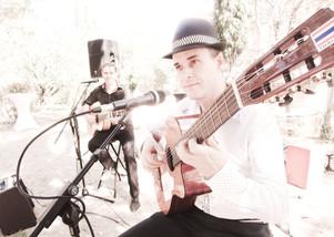 Franky Joé Texier - guitariste flamenco