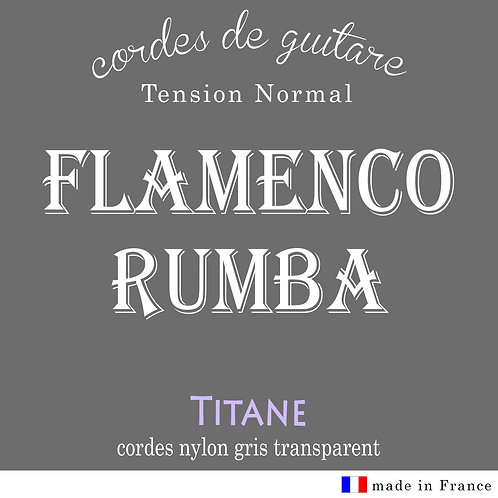 Titane - nylon gris-transparent