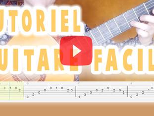 TUTORIEL Solo de Guitare Facile
