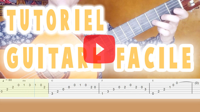 TUTORIEL Solo de Guitare Facile