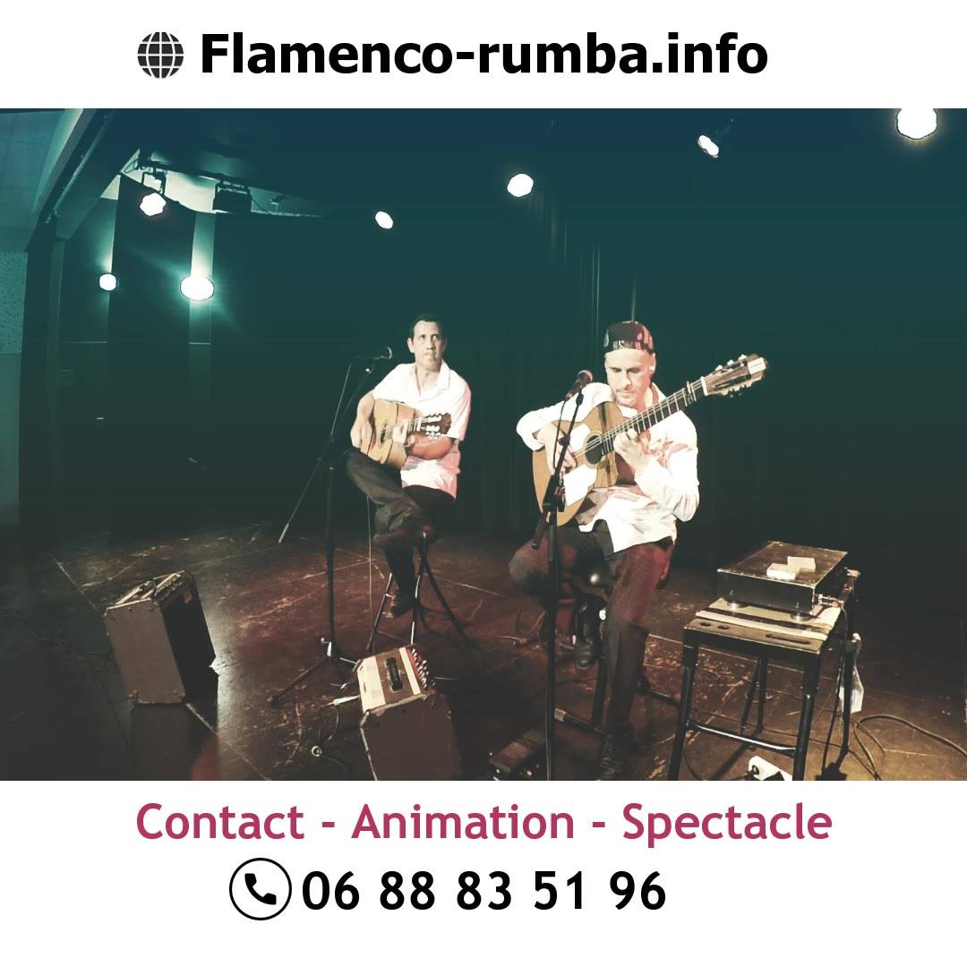 Soirée - Animation - Spectacle  https://www.flamenco-rumba.info