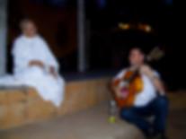 guitare groupe de musique flamenco rumba Thaïlande Bangkok, Ayutthaya, Franky Joe Texier chanson française musicien guitariste
