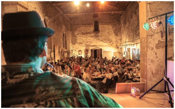 Franky Joe Texier - Flamenco Rumba - animation avec danseuse Espagnole - spectacle - repas dansant sur le thème de l'Espagne