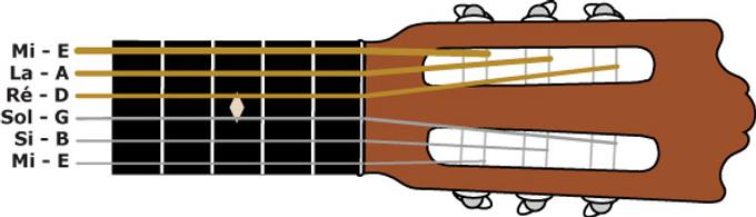Révision de la guitare pour débutant !