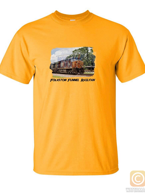 Folkston Funnel Railfan Tshirts