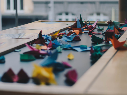 Paper Magician | Mistr papírových kouzel