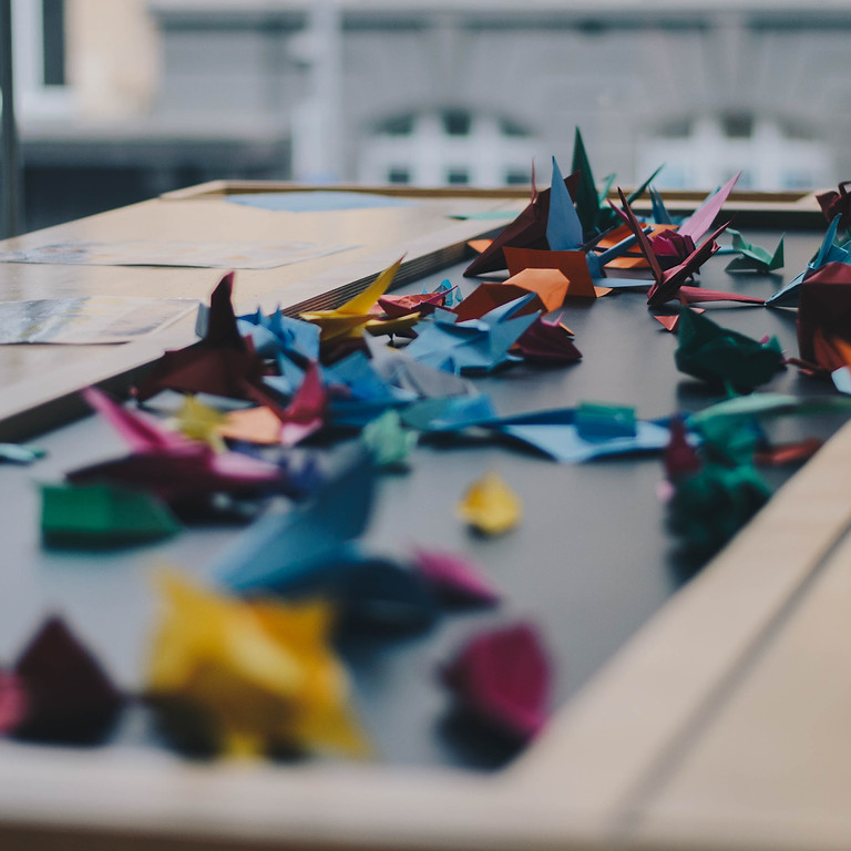 Origami Workshop for families