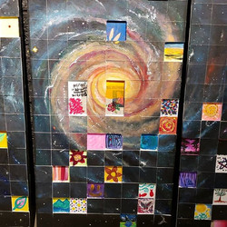 """""""StarDusts"""" Galaxy Puzzle"""