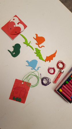 Children's work at CUPS