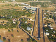 aerial view of kestrel airport