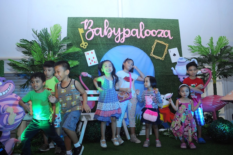 Follow us on FB and IG @babypaloozaPH