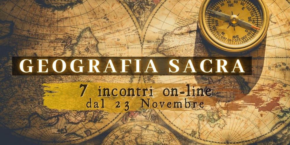 GEOGRAFIA SACRA Corso Base