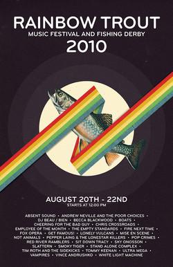 Rainbow Trout Music Festival 2010