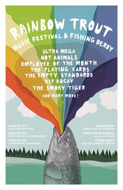 Rainbow Trout Music Festival 2009