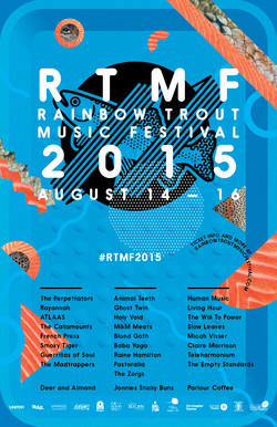 Rainbow Trout Music Festival 2015