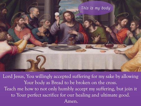 Holy Week Bytes