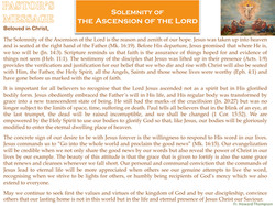 Pastor's Message - 17 Ascension of the Lord_001