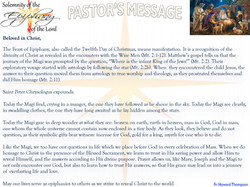 Pastor's Message - Solemnity of The Epiphany of the Lord_000001