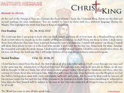 Pastor's Message - 37 Solemnity of Christ the King_000001