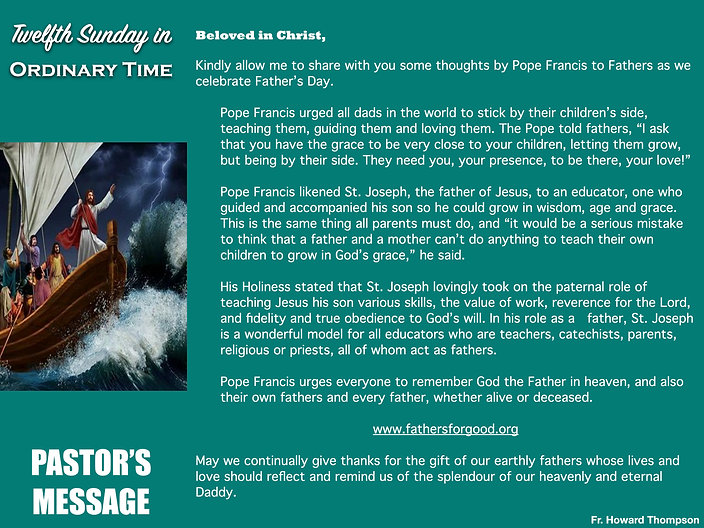 Pastor's Message - 169 Twelfth Sunday in Ordinary Time_001.jpg