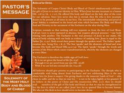 Pastor's Message - 19 Corpus Christi_001