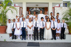 First Holy Communion Class of 2019