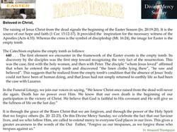 Pastor's Message - 12 Divine Mercy Sunday_001