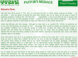 Pastor's Message - 02 Third Sunday in Ordinary Time_001
