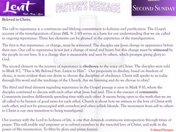 Pastor's Message - 07 Second Sunday of Lent_001