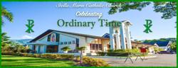 Celebrating Ordinary Time
