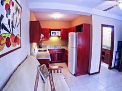 Dolce Acqua kitchen