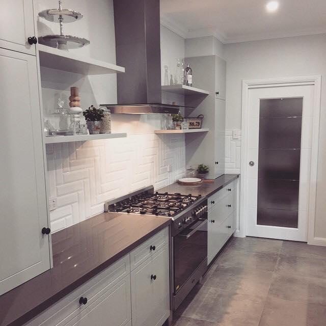 single gunnedah display kitchen