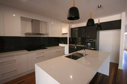 Kitchen by SMW in Bright home